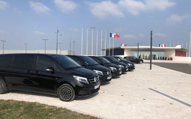 paris driver company